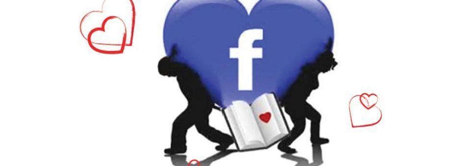 Facebook bied vertroosting